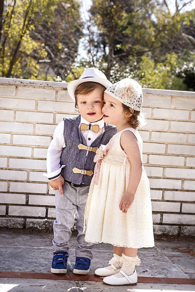 New Life βαπτιστικά σετ για αγοράκι και κοριτσάκι