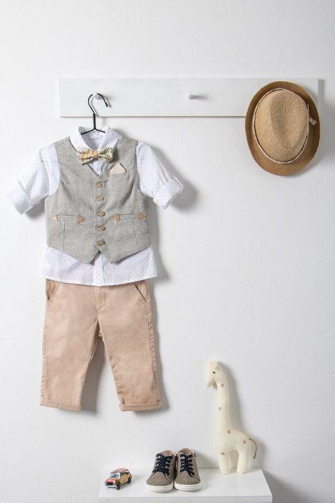 Βαπτιστικό ρούχο σετ για αγόρι_NEVRAMP_001