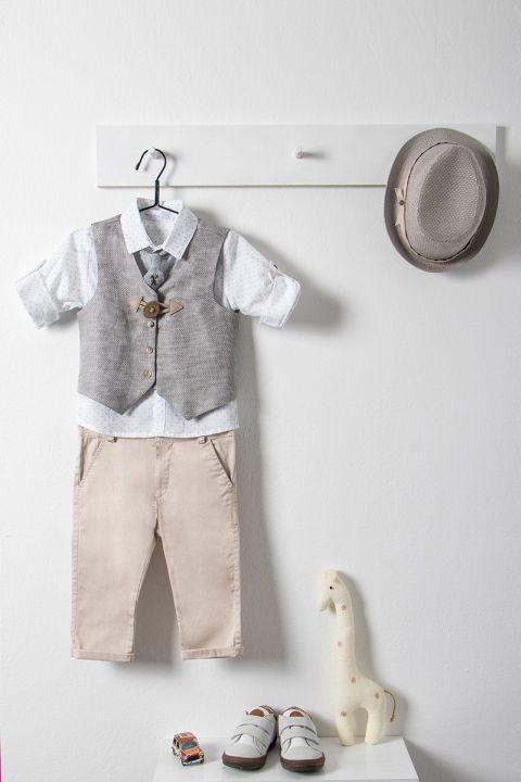 Βαπτιστικό ρούχο σετ για αγόρι_NEVRAMP_002