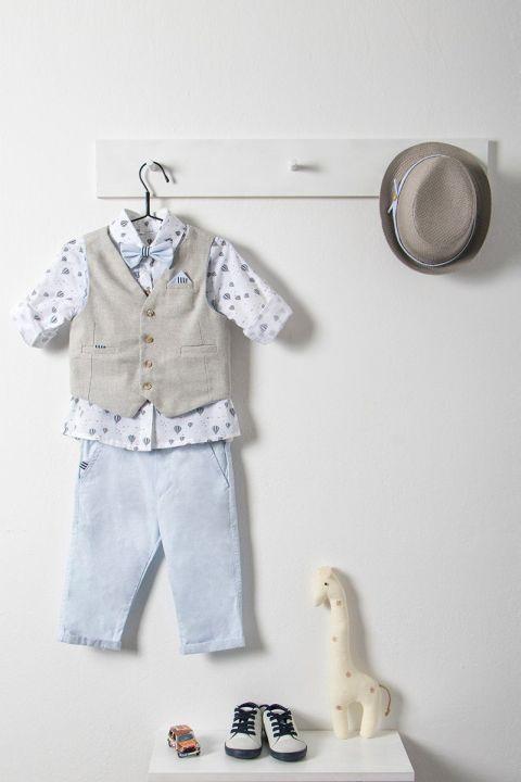 Βαπτιστικό ρούχο σετ για αγόρι_NEVRAMP_003