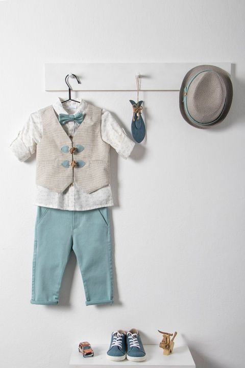 Βαπτιστικό ρούχο σετ για αγόρι_NEVRAMP_004