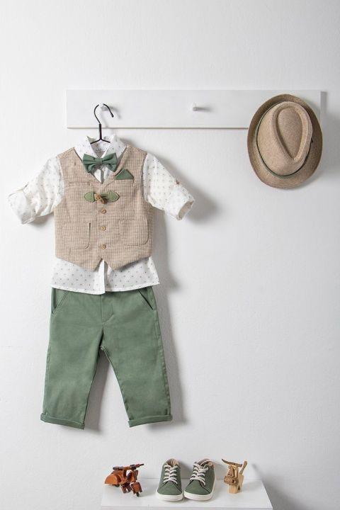 Βαπτιστικό ρούχο σετ για αγόρι_NEVRAMP_005