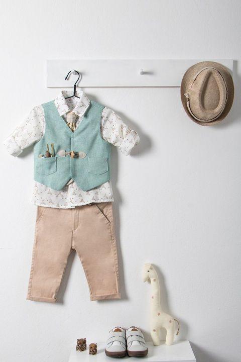 Βαφτιστικό ρούχο σετ για αγόρι_NEVRAMP_024