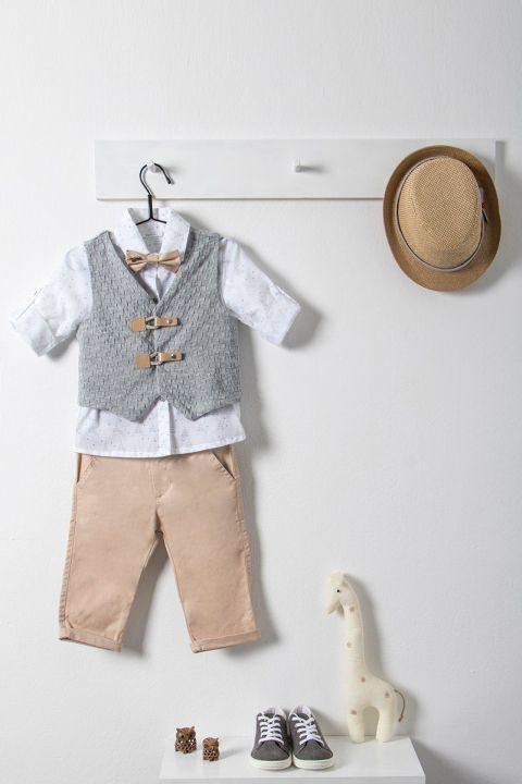 Βαπτιστικό ρούχο σετ για αγόρι_NEVRAMP_028