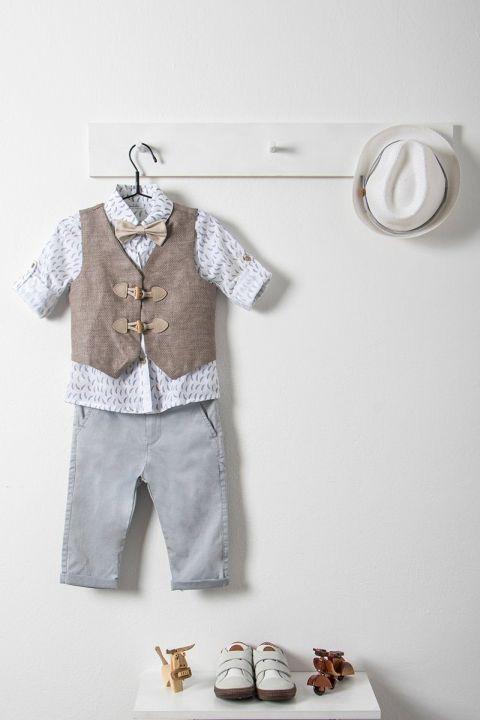 Βαπτιστικό ρούχο σετ για αγόρι_NEVRAMP_032