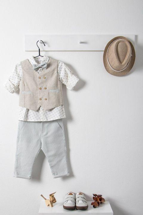 Βαπτιστικό ρούχο σετ για αγόρι_NEVRAMP_034