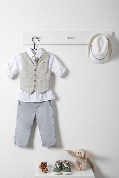 Βαπτιστικό ρούχο σετ για αγοράκι_NEVRAMP_042