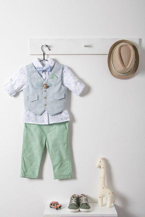 Βαπτιστικό ρούχο σετ για αγοράκι_NEVRAMP_047