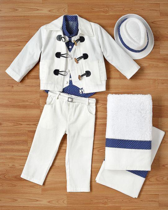 Βαπτιστικό ρούχο σετ για αγόρι_NEVRANL_011