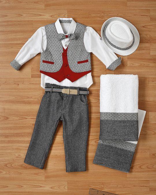 Βαφτιστικό ρούχο σετ γι αγοράκια_NEVRANL_029
