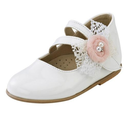 Παπούτσια βάπτισης για κορίτσι_NEVKP_010