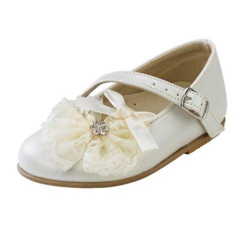 Παπούτσια βάφτισης για κορίτσι_NEVKP_011