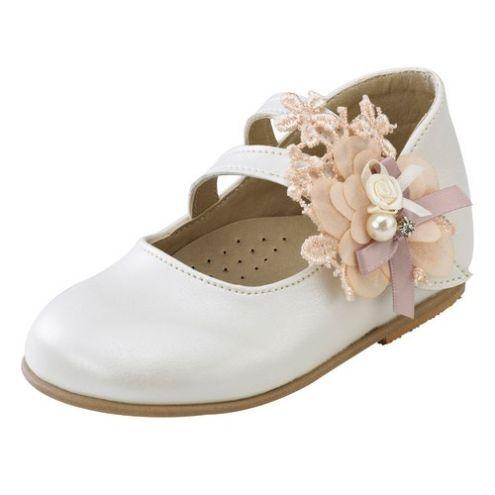 Παπούτσια βάφτισης για κορίτσι_NEVKP_012
