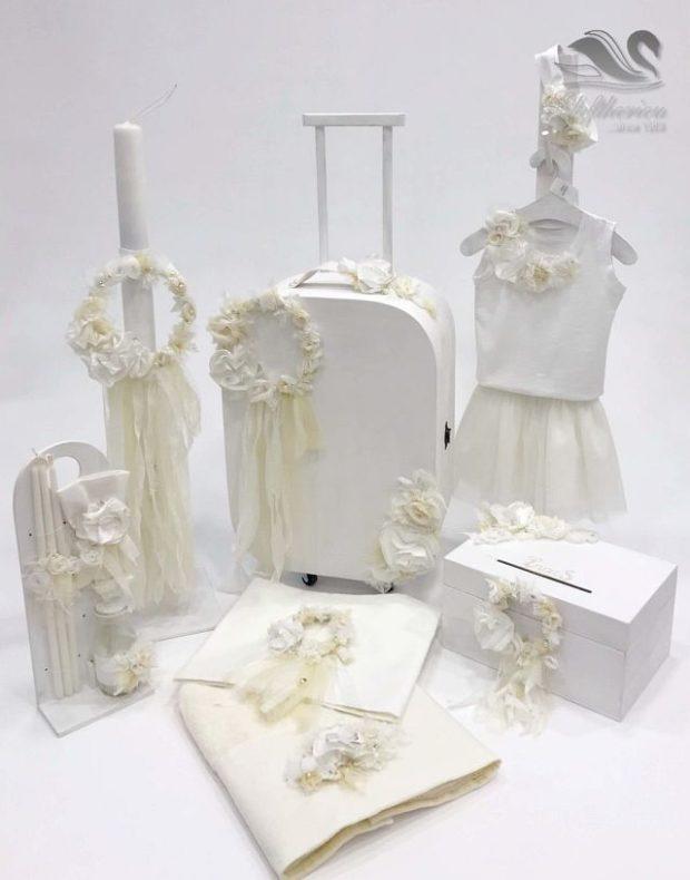 Κουτί βάπτισης, βαλίτσα για κορίτσι NEKVKMN_020