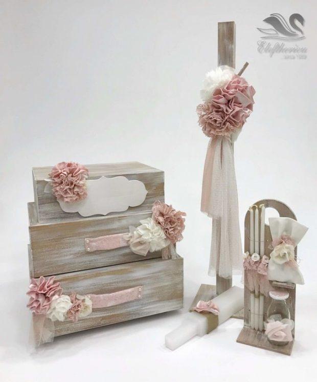 Βαπτιστικά κουτιά για κορίτσια NEKVKMN_032