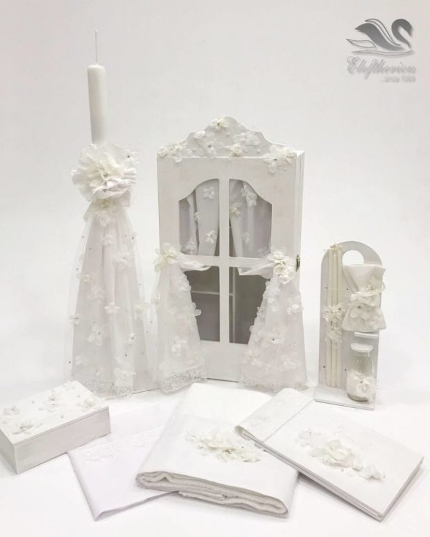 Βαπτιστικό κουτί για κορίτσια NEKVKMN_034