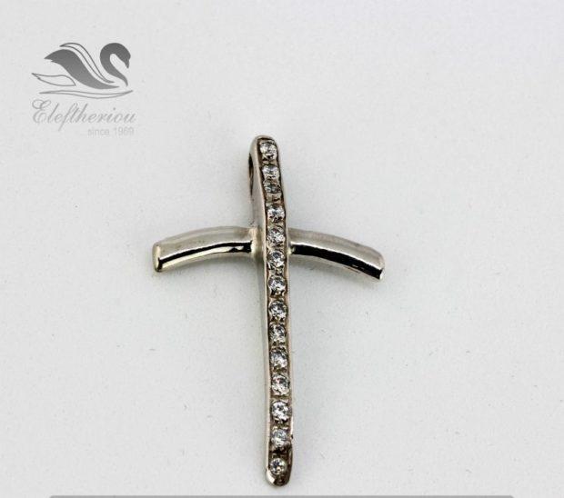 βαφτιστικοί σταυροί Βαπτιστικός σταυρός 2.7 γραμμαρίων NESTVR_002