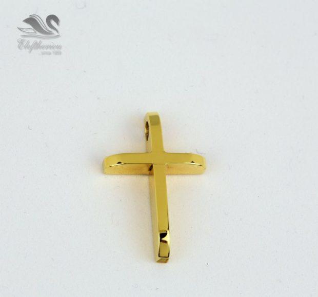 σταυροί βάπτισης Βαπτιστικός σταυρός 3.5 γραμμαρίων NESTVR_003