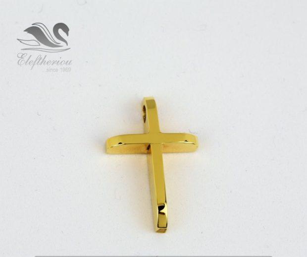 σταυροί βάφτισης Βαπτιστικός σταυρός 3.6 γραμμαρίων NESTVR_004