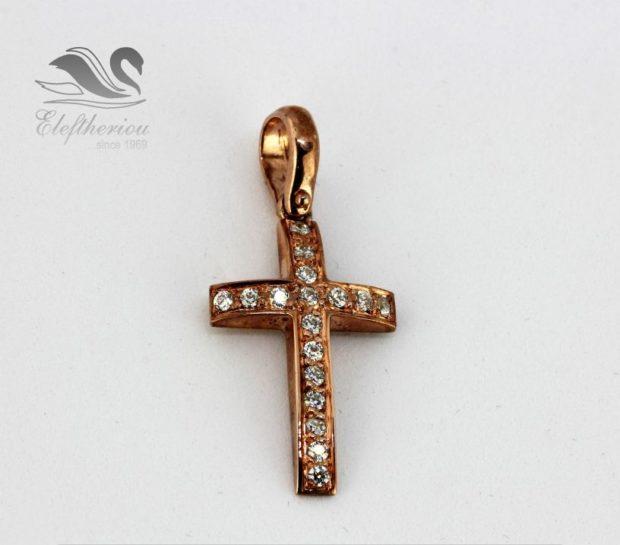 Μοναδικοί σταυροί βάφτισης. Βαπτιστικός σταυρός 4 γραμμαρίων NESTVR_019