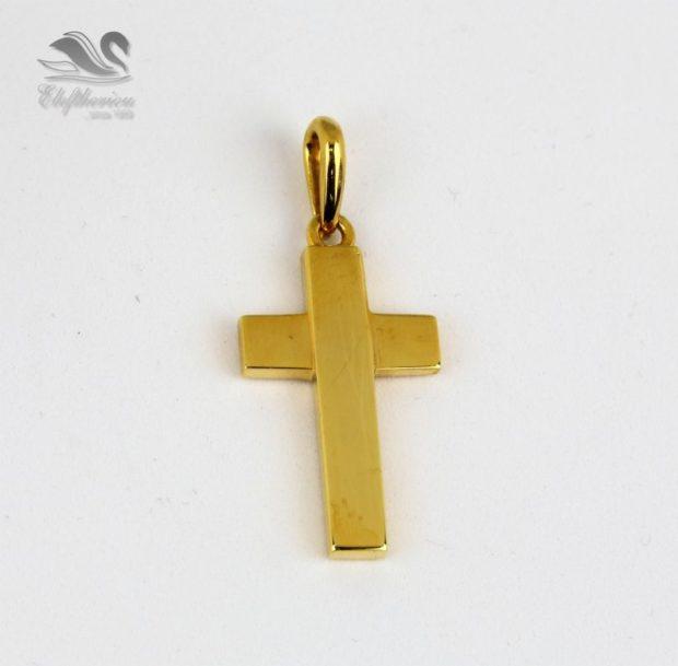 Μοναδικός σταυρός βάφτισης