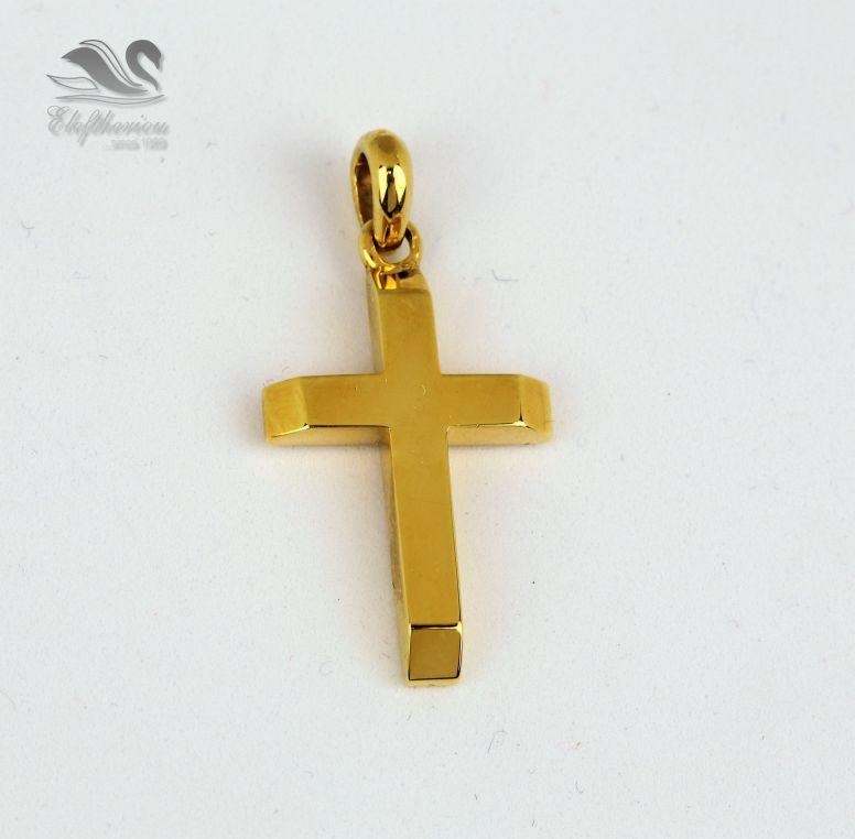 Μοναδικός βαπτιστικός σταυρός