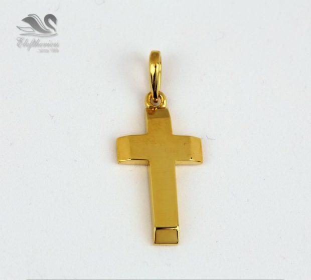 Βαπτιστικός σταυρός κόσμημα Βαπτιστικός σταυρός 5.5 γραμμαρίων NESTVR_025