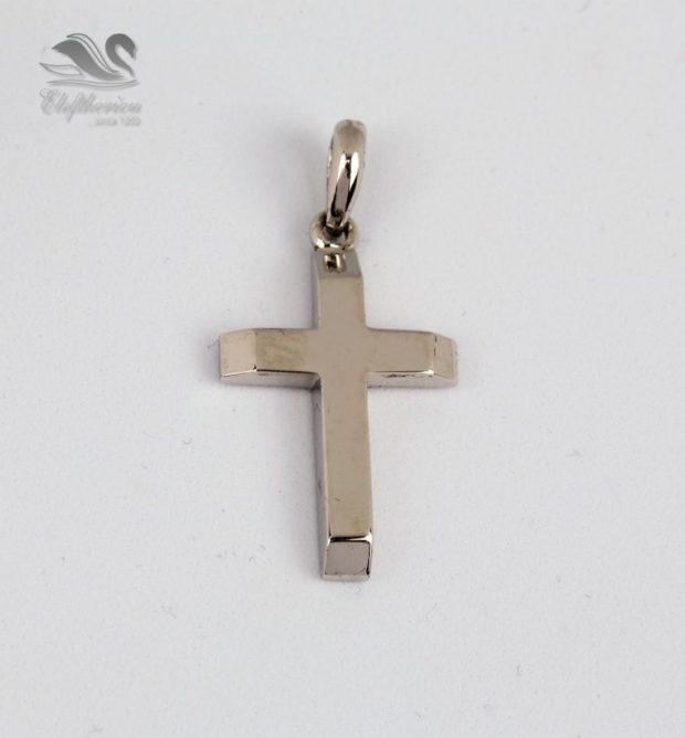 Σταυρός βάφτισης - κόσμημα Βαπτιστικός σταυρός 5.5 γραμμαρίων NESTVR_027