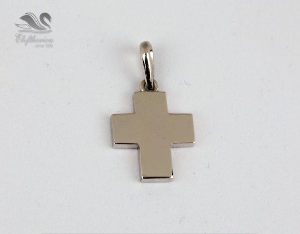 Σταυρός βάπτισης - κόσμημα Βαπτιστικός σταυρός 5.8 γραμμαρίων NESTVR_028