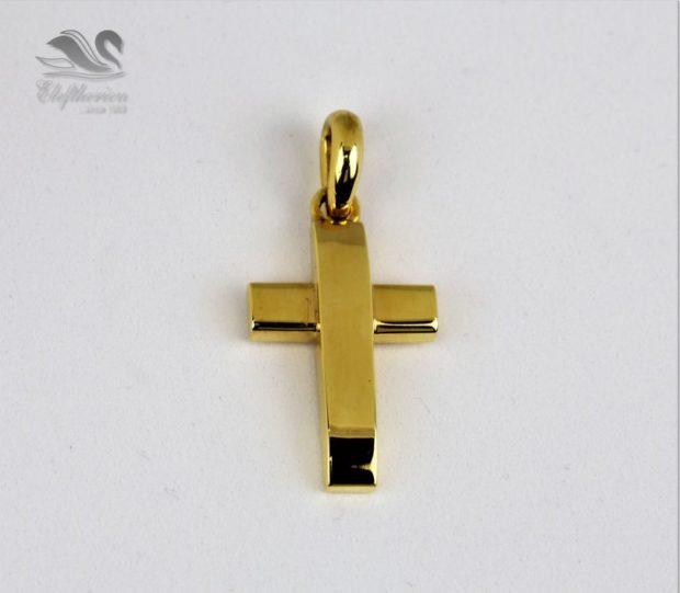 Σταυροί βάφτισης - κόσμημα Βαπτιστικός σταυρός 5 γραμμαρίων NESTVR_030