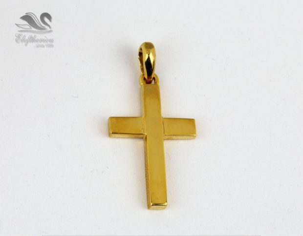 Μοναδικοί σταυροί για βάπτιση. Βαπτιστικός σταυρός 6.1 γραμμαρίων NESTVR_033