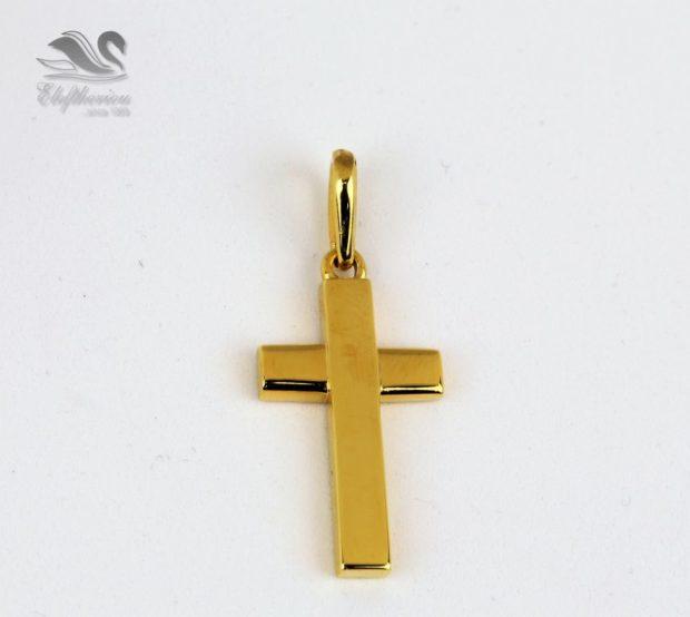Μοναδικοί σταυροί για βάφτιση. Βαπτιστικός σταυρός 6.1 γραμμαρίων NESTVR_034
