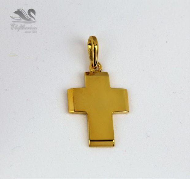 Σταυροί - κόσμημα για βάπτιση Βαπτιστικός σταυρός 6.6 γραμμαρίων NESTVR_036