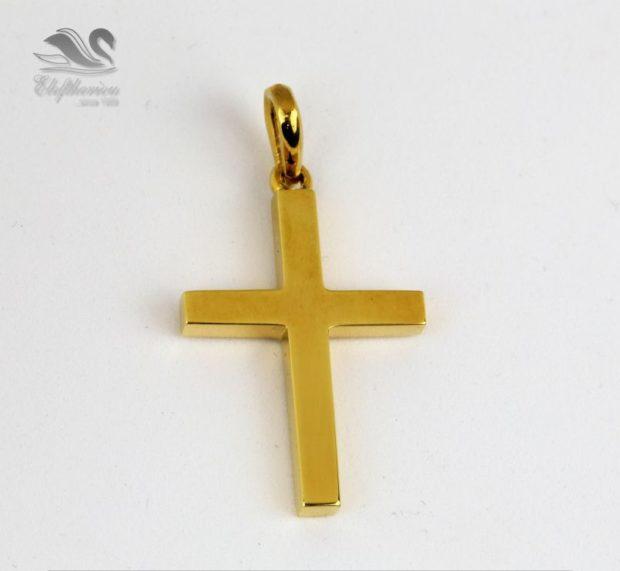 Σταυρός - κόσμημα για βάφτιση. Βαπτιστικός σταυρός 6.9 γραμμαρίων NESTVR_038