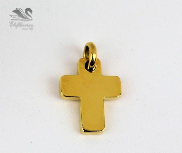 Μοναδικός σταυρός κόσμημα βάφτισης Βαπτιστικός σταυρός 8.3 γραμμαρίων NESTVR_041
