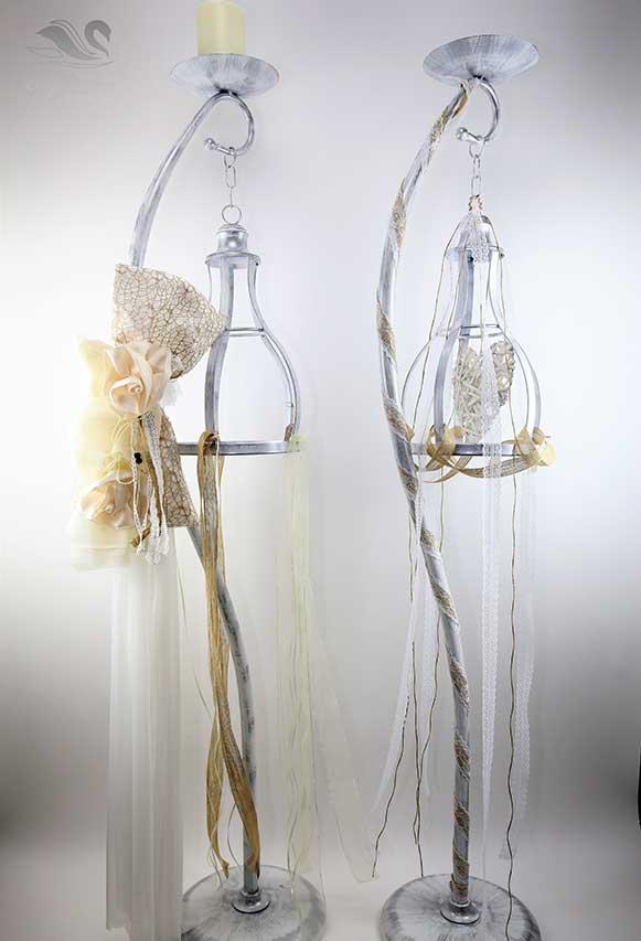 Λαμπάδα γάμου σε διάφορα σχέδια NELAGA_005