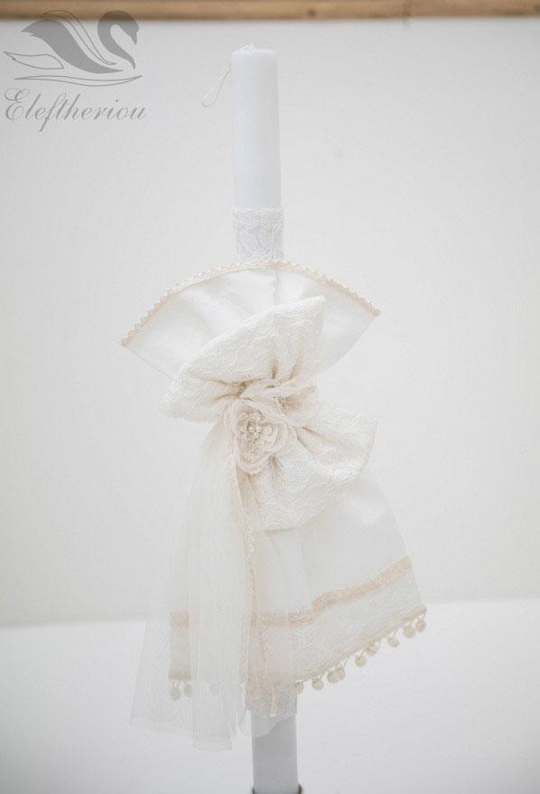 Λαμπάδα βάπτισης για κορίτσι_NELVK_010