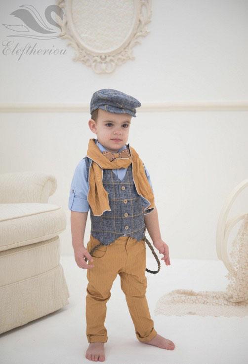 Βαπτιστικό ρούχο για αγόρι_NEVABB_001